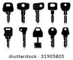 Vector Keys Set