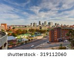 johannesburg  south africa  ... | Shutterstock . vector #319112060