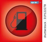 pump station fuel   Shutterstock .eps vector #319122278