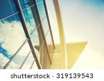 abstract architecture | Shutterstock . vector #319139543