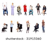 people | Shutterstock . vector #31915360