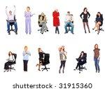 people | Shutterstock . vector #31915360