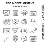 seo and development black...