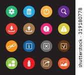 ui vector icons set for web and ...