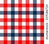 Checkered Gingham Plaid Fabric...