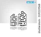 building two | Shutterstock .eps vector #319219568