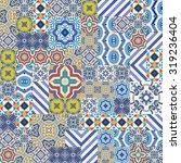 mega gorgeous seamless... | Shutterstock .eps vector #319236404
