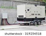 Big Backup Generator For Offic...