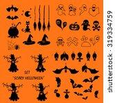 vector set design elements for...   Shutterstock .eps vector #319334759