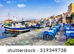 traditional greece series  ... | Shutterstock . vector #319349738