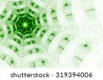 endless extraordinary web. rays ... | Shutterstock . vector #319394006