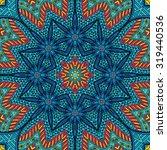 festive geometric kaleidoscopic ...   Shutterstock .eps vector #319440536