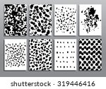 abstract grunge backgrounds and ... | Shutterstock .eps vector #319446416