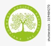 environment logo | Shutterstock .eps vector #319484270