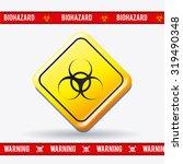 danger and caution design ... | Shutterstock .eps vector #319490348