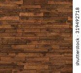 seamless dark chestnut laminate ... | Shutterstock . vector #319492718