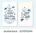 Wedding Invitation  Thank You...