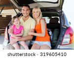 transport  leisure  road trip... | Shutterstock . vector #319605410