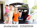 transport  leisure  road trip... | Shutterstock . vector #319605434