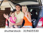 transport  leisure  road trip... | Shutterstock . vector #319605530