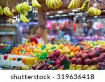 Exotic Fruits On European...