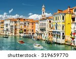 beautiful view of the grand...   Shutterstock . vector #319659770
