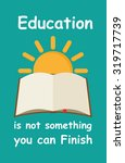 Motivational Quote Education Is ...