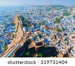 Jodhpur  The Blue City. View...