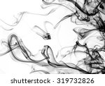 Toxic Movement Of Black Smoke...