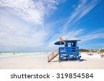 Siesta Key  Florida Usa Octobe...