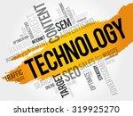 technology word cloud  business