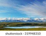 Landscapes On Denali Highway ...