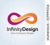infinity design logo template   Shutterstock .eps vector #319994516