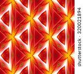 floral kaleidoscopic mosaic... | Shutterstock . vector #320021894