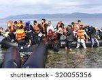 Lesvos  Greece September 24 ...