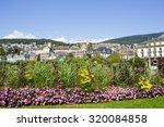 neuchatel  switzerland  ... | Shutterstock . vector #320084858