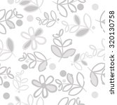 seamless   pattern of   floral...   Shutterstock . vector #320130758