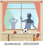 eps8 editable vector... | Shutterstock .eps vector #320133104