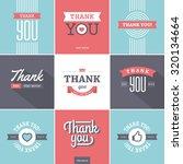 set of creative minimalistic...   Shutterstock .eps vector #320134664