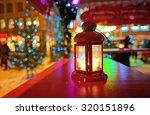 lantern at the european... | Shutterstock . vector #320151896