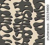wavy decorative strips ... | Shutterstock .eps vector #320154800