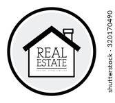 real estate concept about... | Shutterstock .eps vector #320170490