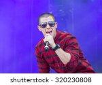 las vegas   sep 19   singer... | Shutterstock . vector #320230808