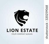 Lion Estate Real Estate Logo...