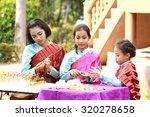 ayutthaya thailand february 15  ...   Shutterstock . vector #320278658