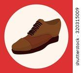 shoe style theme vector   Shutterstock .eps vector #320315009