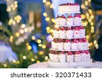 Sweet Wedding Cake Made From...