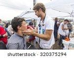 idomeni  greece   september 24  ...   Shutterstock . vector #320375294