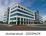 vacant silicon valley office... | Shutterstock . vector #32039629