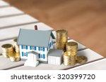 house. | Shutterstock . vector #320399720
